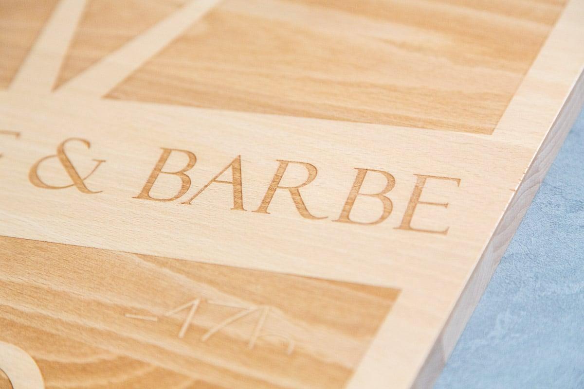 logo signaletique enseigne bois 3d magasin bureau restaurant 18