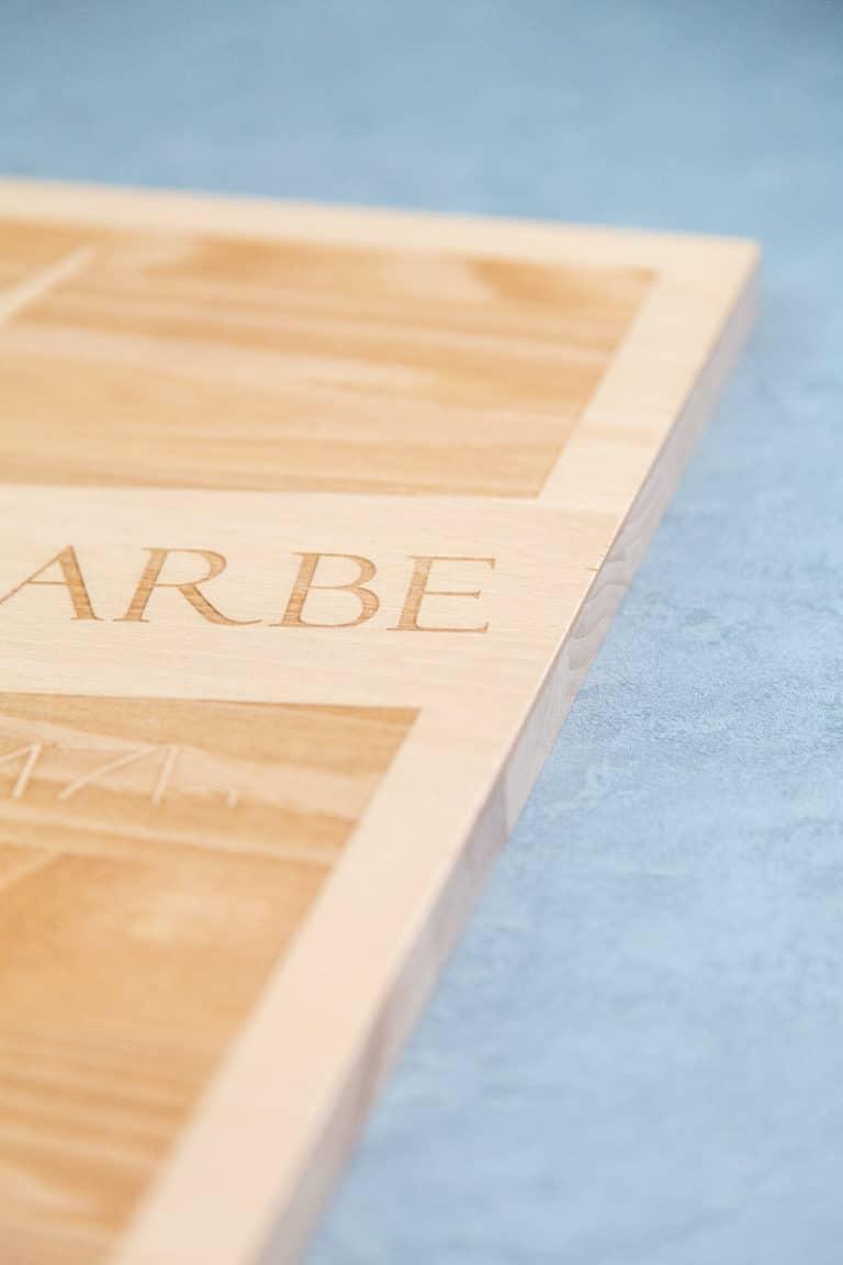 logo signaletique enseigne bois 3d magasin bureau restaurant 19